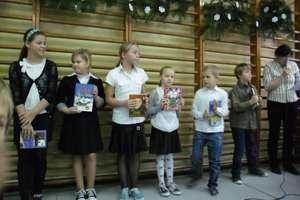 Wyjątkowa wigilia w szkole w Dłużcu