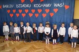 Dzień Babci i Dziadka w Przedszkolu Miejskim nr 4 w Działdowie