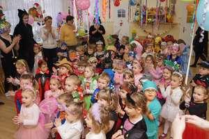 Bal karnawałowy w przedszkolu przy Grunwaldzkiej