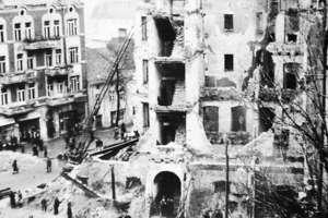 70 lat temu Armia Czerwona zajęła Olsztyn. Zobacz archiwalne filmy!