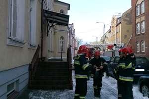 Kolejny alarm bombowy w Kętrzynie