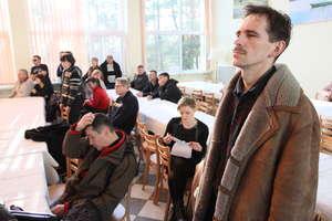 Uchodźcy z Donbasu zakwaterowani w ośrodku nad Jeziorem Łańskim