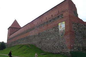 Zamek Giedymina w Lidzie