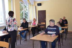 Ewakuowani z Donbasu uczą się polskiego