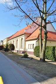Sala gimnastyczna przy ulicy Działyńskich w Nowym Mieście Lubawskim