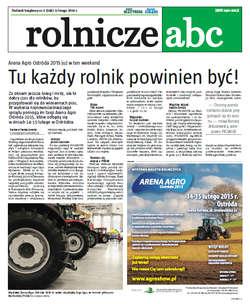 Rolnicze ABC - luty 2015