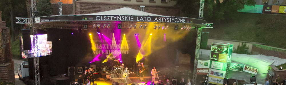 Olsztyńskie Noce Bluesowe. Cztery dni festiwalu!