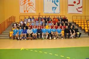 VII Turniej Halowej Piłki Nożnej Służb Mundurowych
