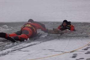 Lodowe ćwiczenia strażaków-ratowników zakończone