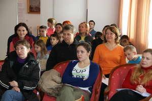 Uchodźcy z Donbasu zdawali dziś egzaminy z języka polskiego