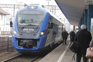 Więcej pociągów do Olsztyna ma uzdrowić przewozy kolejowe na Warmii i Mazurach