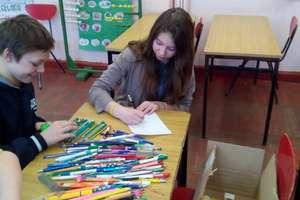 Mazurski ołówek dla Afryki