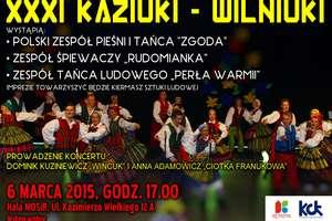 Kaziuki-Wilniuki ponownie w Kętrzynie