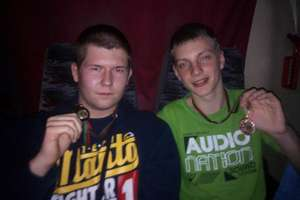 20 medali w rękach zapaśników Orła Karolewo