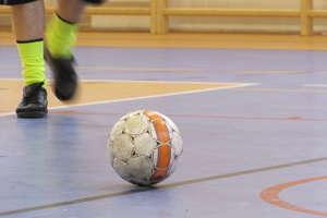 Halowa piłka nożna - start rozgrywek