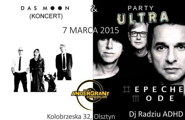 Mega Depeche Mode Party w Andergrancie - full image