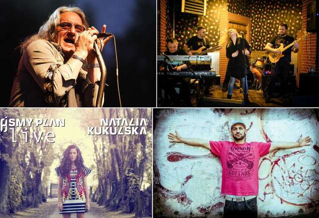 Perfect, Kukulska, Groniec, Skubas, Ten Typ Mes ....  Łapcie bilety na koncerty w Olsztynie! - full image