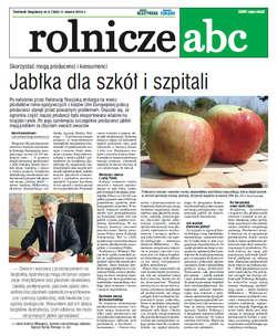 Rolnicze ABC - marzec 2015