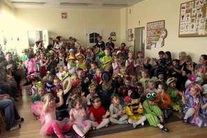 Przedszkolaki śpiewająco przywitały wiosnę