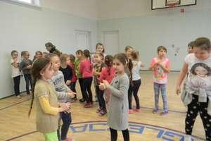Zajęcia integracyjne w szkole podstawowej