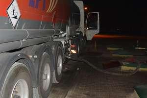 Oszustwo na stacji paliw przy krajowej