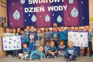 Światowy Dzień Wody w Przedszkolu Gminnym Nr 1 w Bartoszycach