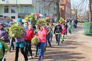 Jak witano wiosnę w Kruszewcu