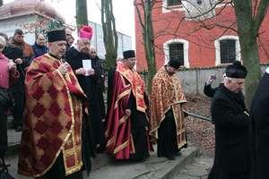 Pielgrzymka grekokatolików do Głotowa