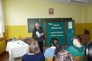 Niemczuk odwiedził uczniów
