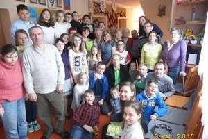 Odwiedziliśmy Środowiskowy Dom Samopomocy w Pieckach