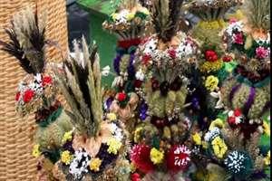 Wileńskie palmy Wielkanocne
