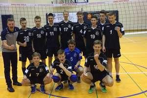 Siatkarze SMS Ostróda w półfinale mistrzostw Polski młodzików