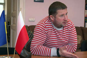 Jestem Polakiem. Urodziłem się w Rosji. Teraz bronię Ukrainę