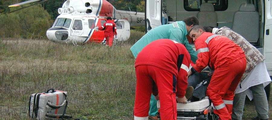W rolnictwie w 2014 roku na skutek wypadku w woj. warmińsko-mazurskim zmarły dwie osoby a 12 w woj. mazowieckim.