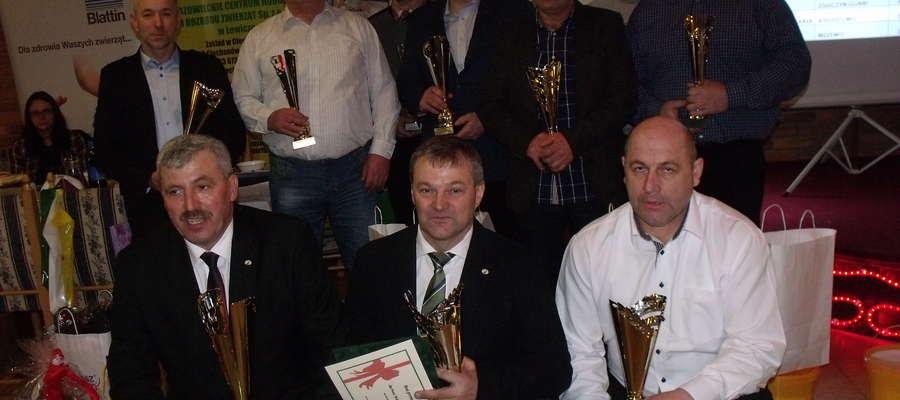 Nagrodzeni rolnicy z powiatu mławskiego