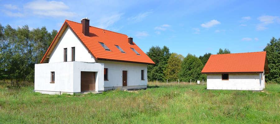 Eko-domy we Wrzesinie