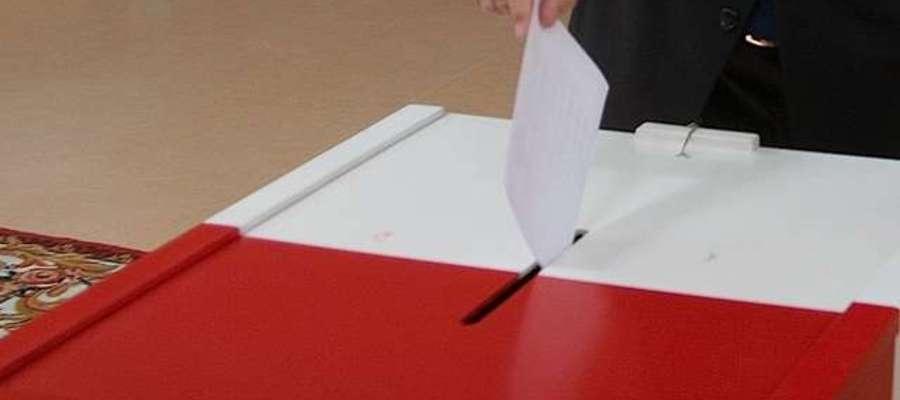 W Ostródzie odbyły się wybory uzupełniające do rady miejskiej
