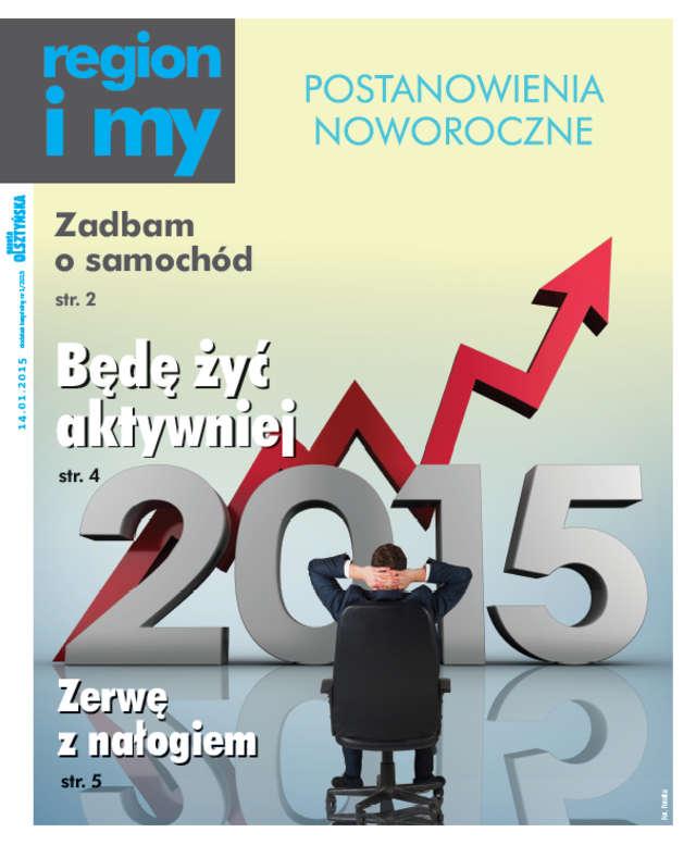 Region i My - styczeń 2015