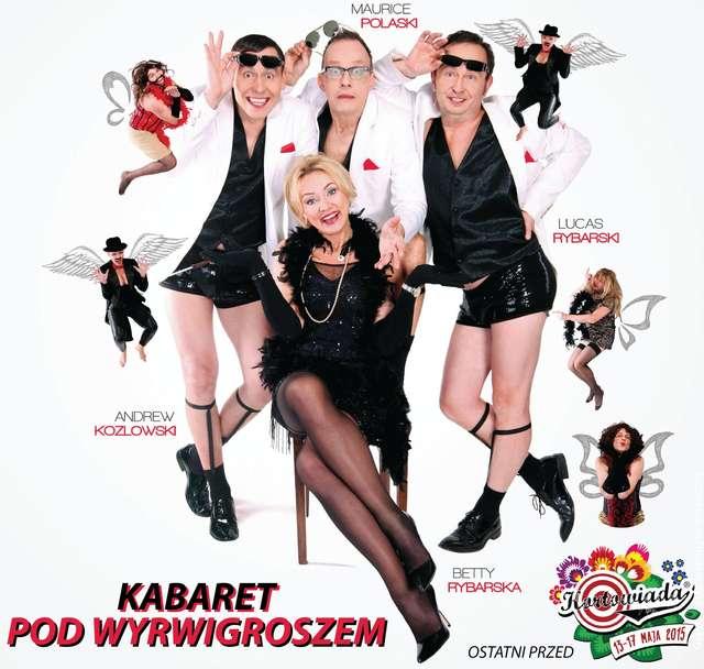Coolturalny Student zaprasza na Kabaret pod Wyrwigroszem! - full image