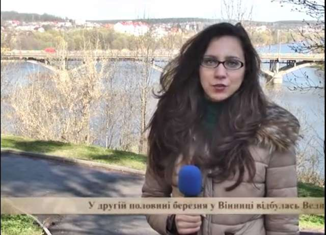 Słowo Polskie w ukraińskiej telwizji - full image
