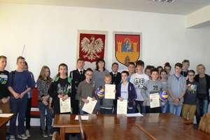Turniej wiedzy pożarniczej we Fromborku