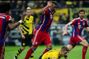 Bayern Monachium zagra z Borussią Dortmund w półfinale Pucharu Niemiec