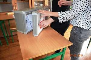 Wybory samorządowe w liceum