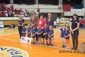 Przedszkole UMisia wzięło udział w zawodach sportowych w Olsztynie