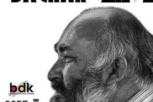 Kulturalne Czwartki - spotkanie z Janem Bacharem