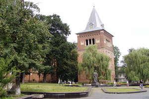 Kościół w Drohobyczu. Komuniści ołtarzami palili w piecach