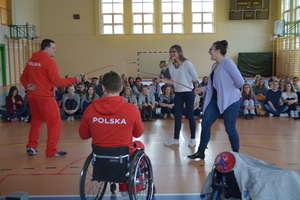 Godzina wychowawcza z paraolimpijczykami