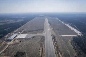 Duże samoloty pasażerskie będą tankowały w Porcie Lotniczym Olsztyn-Mazury