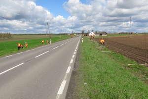 Zielona droga w powiecie ostródzkim. Rusza akcja drogowców