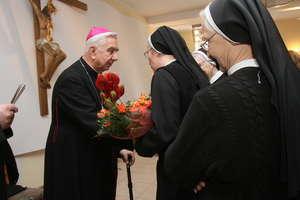 Papież Franciszek przyjął rezygnację arcybiskupa Wojciecha Ziemby